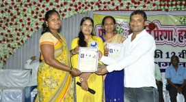 Social Service Honor to rural women